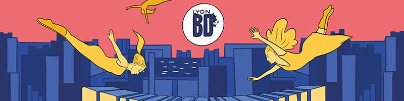 Agenda Sorties Lyonnaises - Un automne en BD | Blog In Lyon