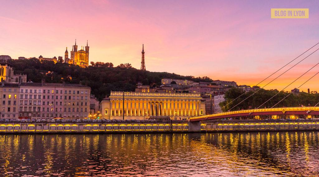 Quais de Saône Palais Justice - Fond d'écran Lyon   Blog In Lyon
