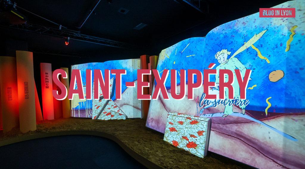 Exposition Antoine de Saint-Exupéry - La Sucrière | Blog In Lyon