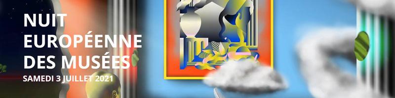 Nuit européenne des musées - Agenda Juillet Aout 2021 | Blog In Lyon