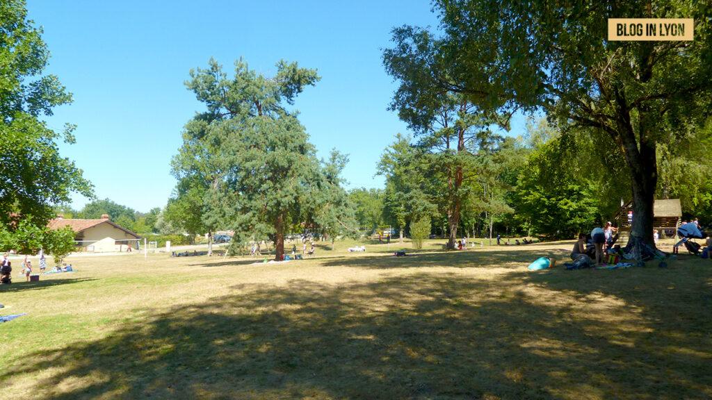 Où se baigner près de Lyon - La Grange Du Pin | Blog In Lyon