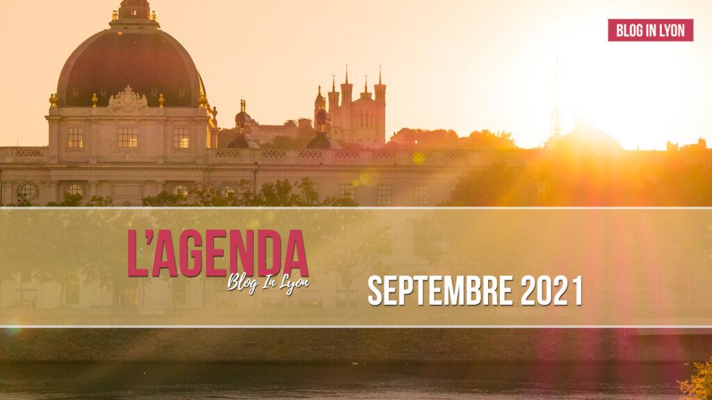 Agenda Septembre 2021 - Ville de Lyon