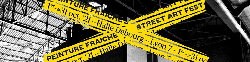 Agenda Sorties Lyonnaises - Festival Street Art Peinture Fraiche   Blog In Lyon