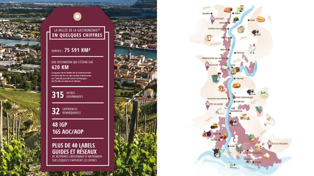 Partez à la découverte de la Vallée de la Gastronomie | Blog In Lyon